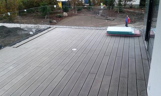 Dřevěné terasy a wpc terasy od specialisty | Fasády & Terasy - Dřevoplastové terasy