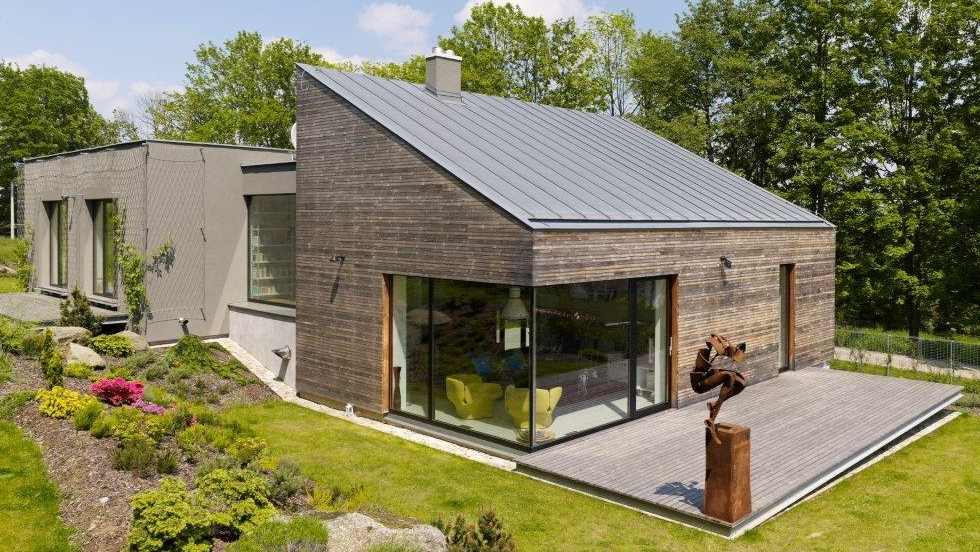 Dřevěné fasády - Dřevěné fasády ThermoWood® - klasické uchycení