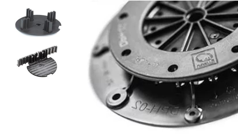 Rektifikační terče pod dlažbu BUZON | Fasády & Terasy - Rektifikační terče BUZON® - série DPH