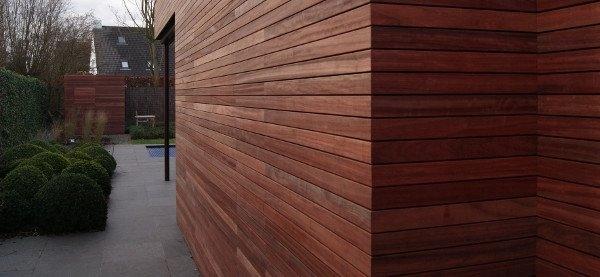 Dřevěné fasády a fasádní obklady z wpc | Fasády & Terasy - Dřevěné fasády